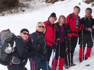 11.zimski pohod na Golte - 8.2.2015
